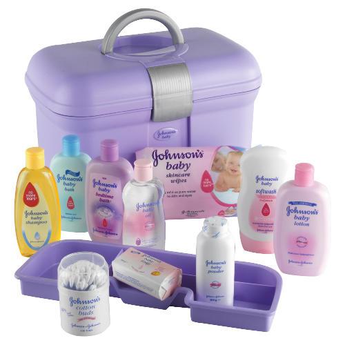 Johnson Johnson Baby Products Johnson's Baby Skincare